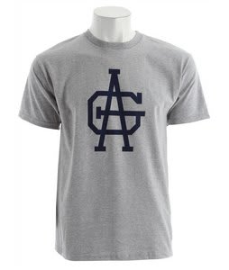 Analog Lock Up Basic T-Shirt Athletic Heather