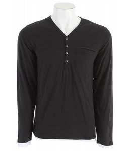Analog Ludlow V L/S Shirt True Black