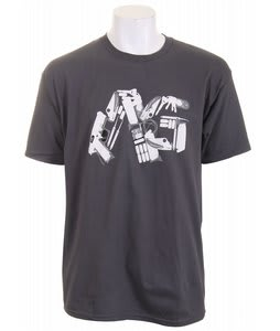 Analog Macgyver T-Shirt Gunmetal