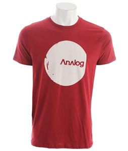 Analog Marker Dot T-Shirt Blood
