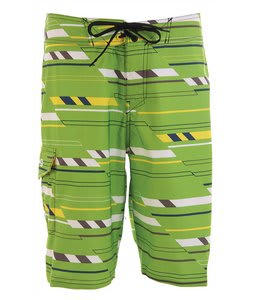Analog Maxwell Boardshorts Wicked Green