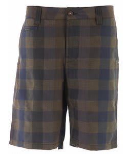 Analog Melrose Shorts Hunter Green
