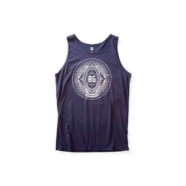 Analog Monarch Tank Top