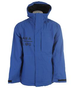 Analog Monetary Snowboard Jacket True Blue