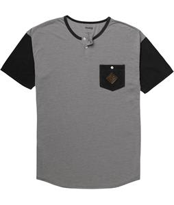 Analog Moonshine T-Shirt Heather Grey