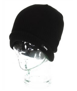 Analog Beanie Black