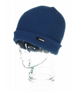 Analog Beanie Blue
