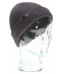 Analog Beanie Dark Grey