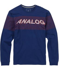 Analog Nassau L/S T-Shirt