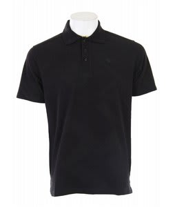 Analog Nonchalant Polo Shirt Tygra True Black