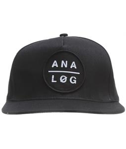 Analog Official Cap True Black