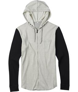 Analog Overlay Full-Zip Thermal Hoodie