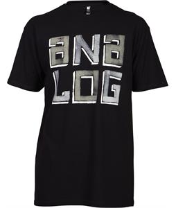 Analog Painted Stack T-Shirt
