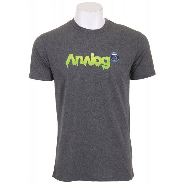 Analog Picture Show Fitted T-Shirt
