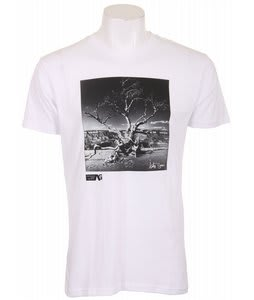 Analog Pla Arto Tree Fitted T-Shirt Optic