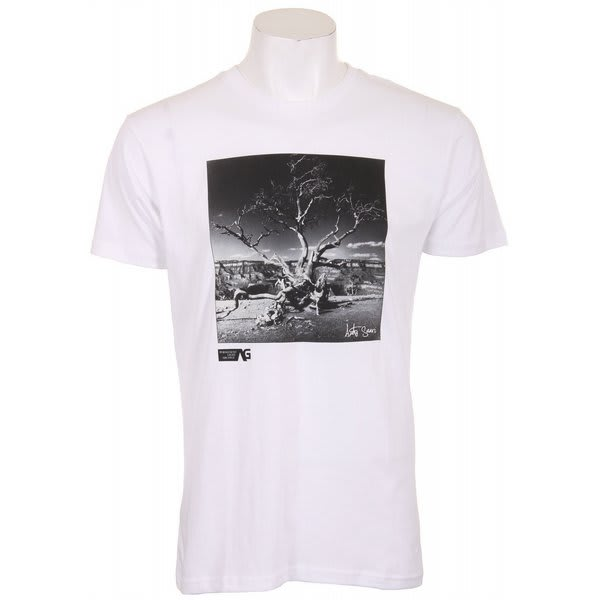 Analog Pla Arto Tree Fitted T-Shirt