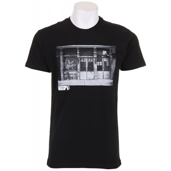 Analog Pla Entrar Fitted T-Shirt