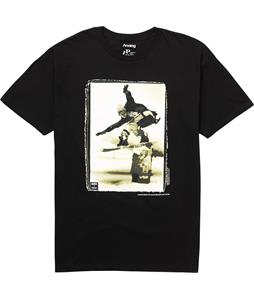 Analog PLA Jimmy T-Shirt Black