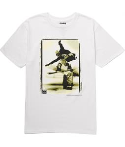 Analog PLA Jimmy T-Shirt White