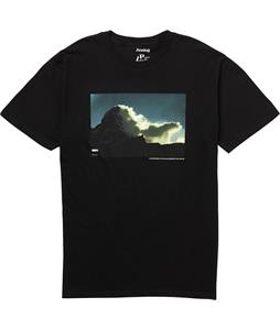 Analog PLA Matterhorn T-Shirt Black