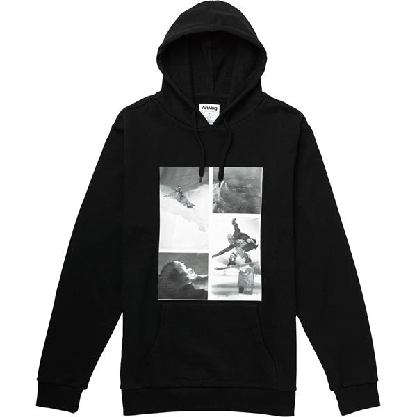 Analog PLA Pullover Hoodie