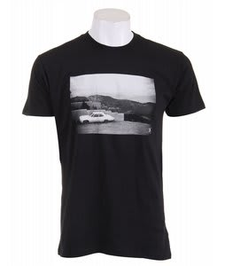 Analog Pla Dstrikt1 Fitted T-Shirt Black
