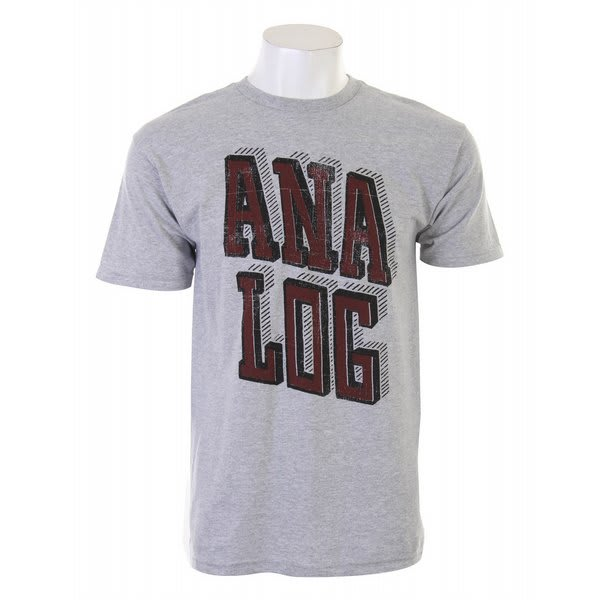 Analog AG Printblock S/S T-Shirt