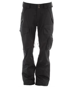 Analog Provision Snowboard Pants True Black