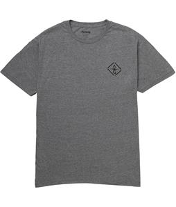 Analog Quick Strike T-Shirt Athletic Heather