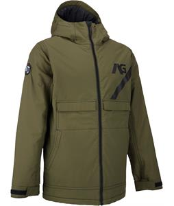 Analog Refrain Snowboard Jacket Moss Green