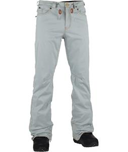 Analog Remer Snowboard Pants Grey Heather