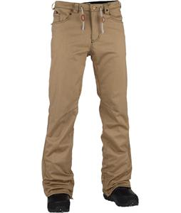 Analog Remer Snowboard Pants Tan