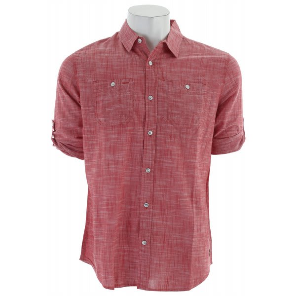 Analog Rochester 3/4 Sleeve Shirt