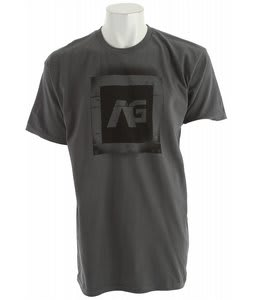 Analog Rough Break T-Shirt Charcoal