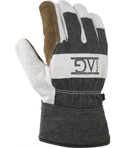 Analog Shovel Gloves True Black