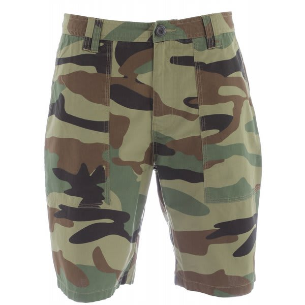 Analog Siege Shorts
