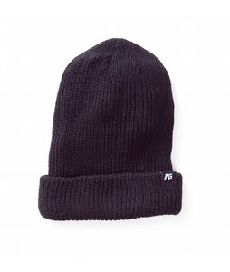 Analog Snatch Beanie True Black