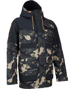 Analog Solitary Snowboard Jacket Drunk Camo/True Black