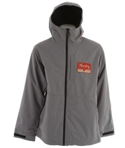 Analog Spectrum Snowboard Jacket Grayscale