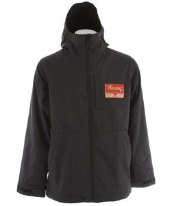 Analog Spectrum Snowboard Jacket True Black