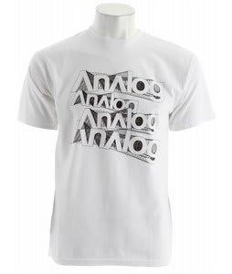 Analog Stacker Blender T-Shirt