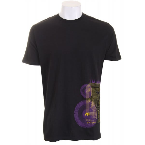 Analog Statique Fitted T-Shirt