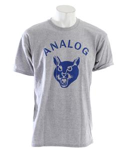Analog Stray Cat T-Shirt Athletic Heather