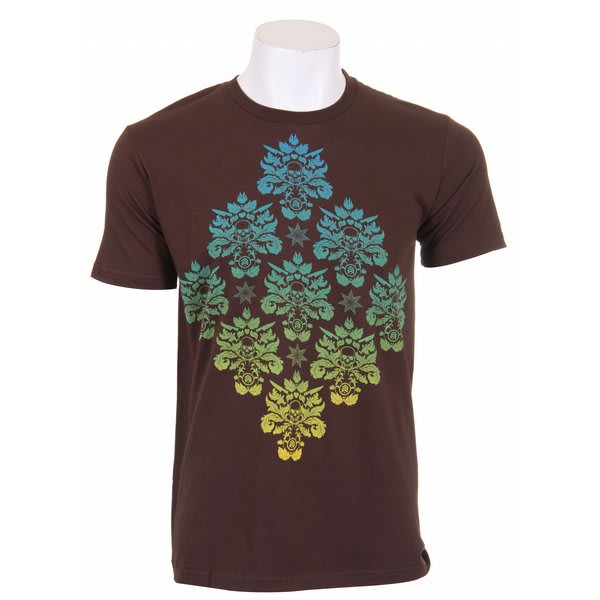Analog Swarm Fitted T-Shirt