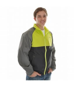 Analog Team Player Lightweight Jacket Lime Green