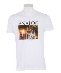 Analog Thermo Fitted T-Shirt Optic