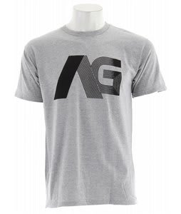 Analog Toner Basic T-Shirt Athletic Heather