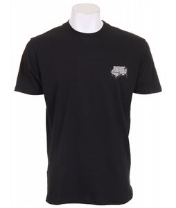 Analog Torment Fitted T-Shirt True Black