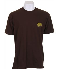 Analog Torment Fitted T-Shirt Bunker