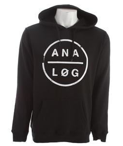 Analog Tough Pill Hoodie True Black